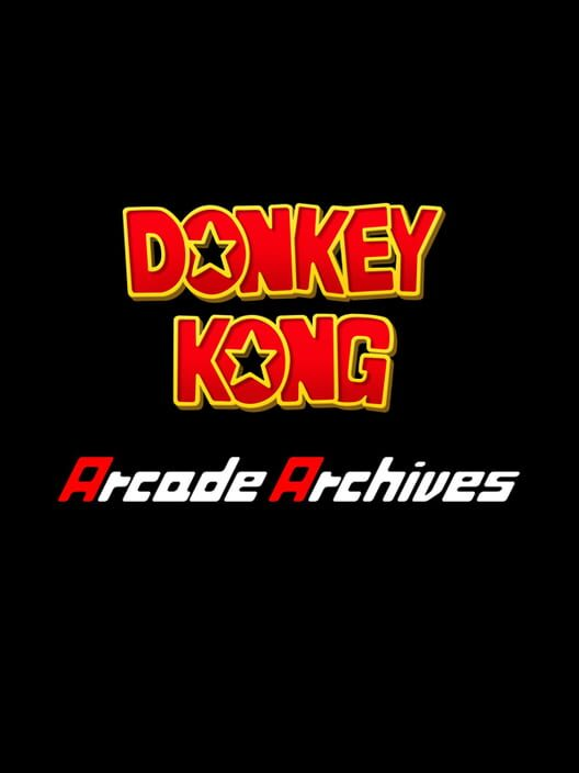 Arcade Archives DONKEY KONG Display Picture
