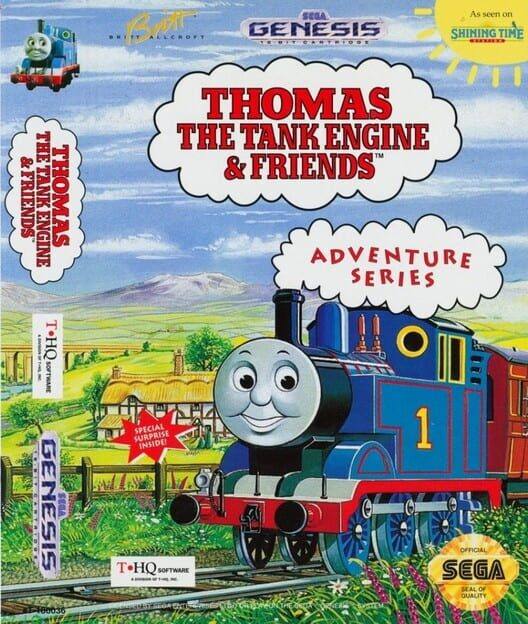 Thomas the Tank Engine & Friends Display Picture