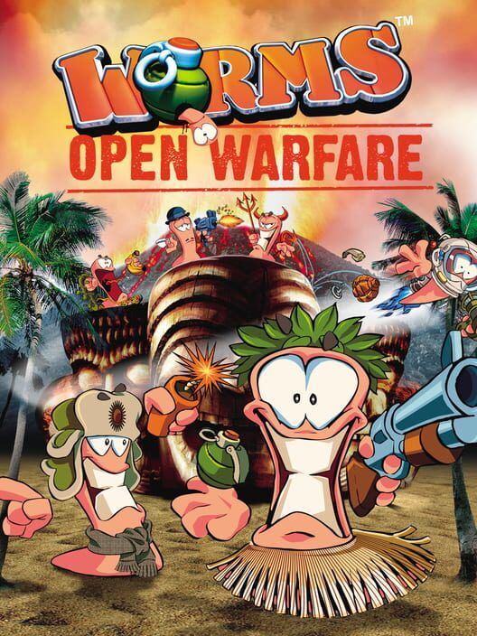 Worms: Open Warfare image