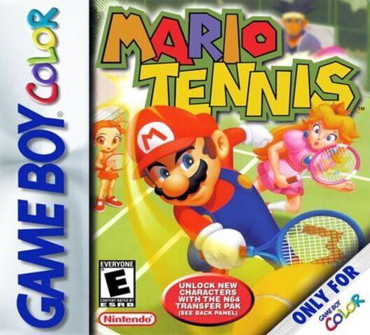 Mario Tennis image
