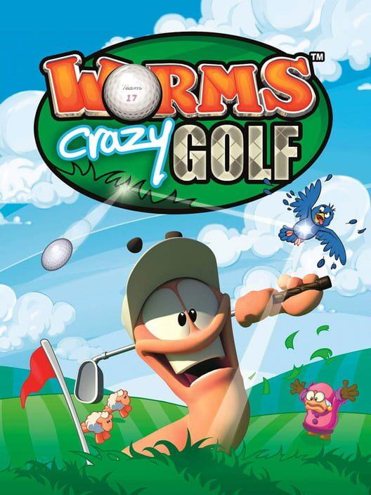 Worms Crazy Golf image