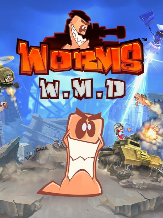 Worms W.M.D image