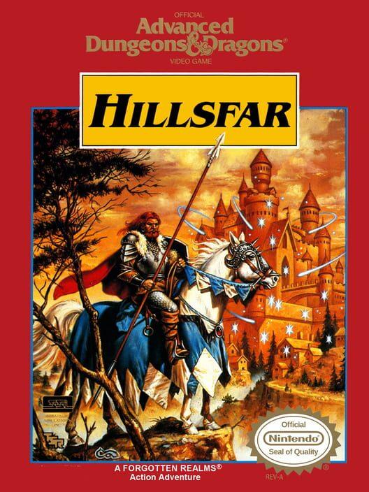 Advanced Dungeons & Dragons: Hillsfar image