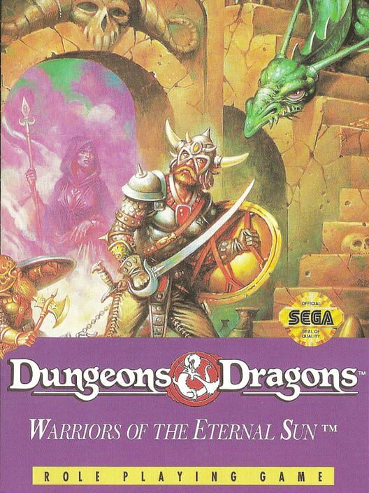 Dungeons & Dragons: Warriors of the Eternal Sun image