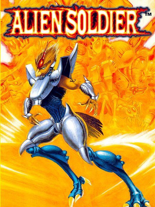 Alien Soldier image