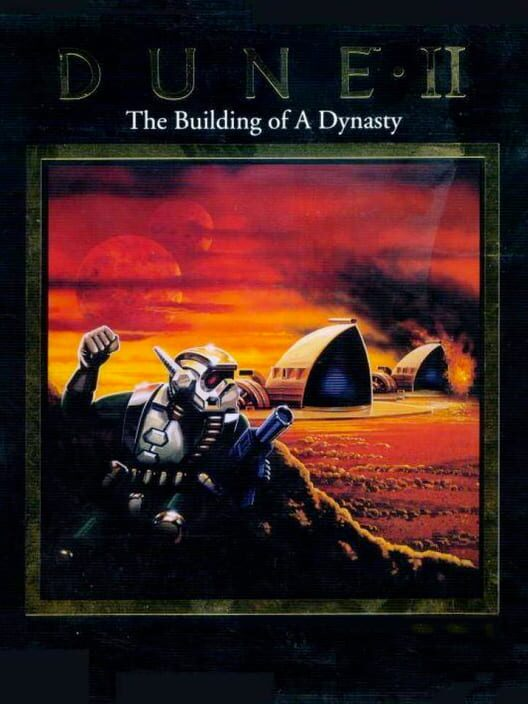 Dune II: The Building of a Dynasty Display Picture