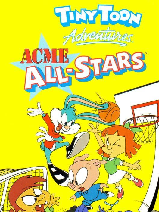 Tiny Toon Adventures: ACME All-Stars image