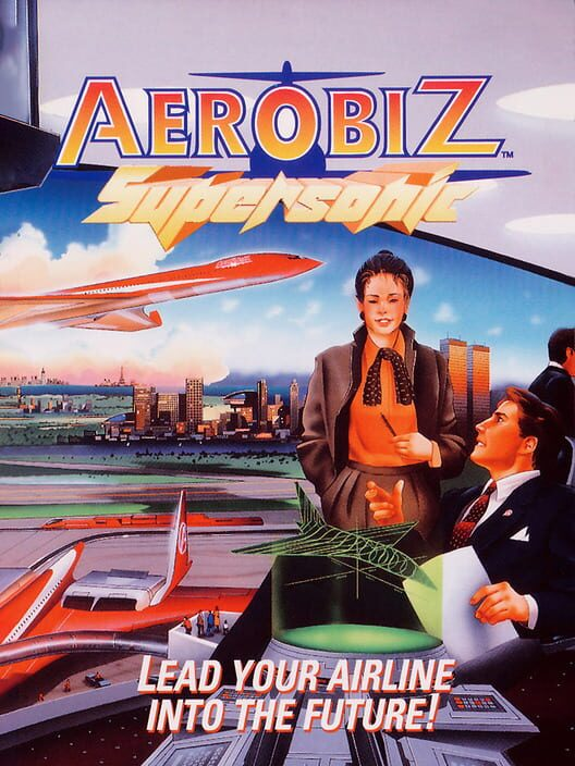 Aerobiz Supersonic Display Picture
