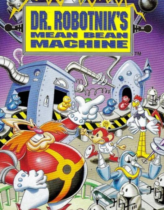 Dr. Robotnik's Mean Bean Machine Display Picture