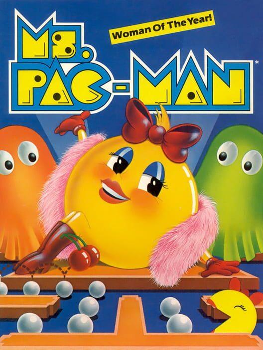 Ms. Pac-Man image