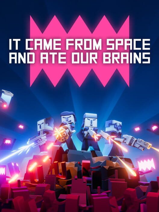 It came from space, and ate our brains image