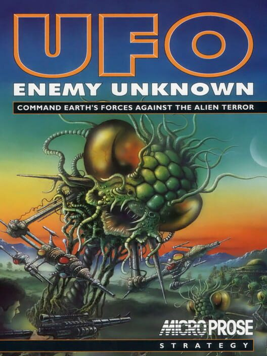 UFO: Enemy Unknown image