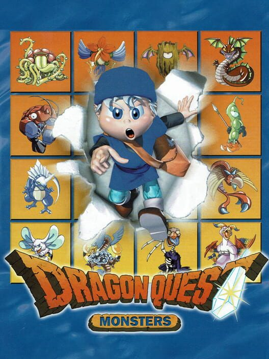 Dragon Warrior Monsters image