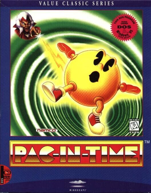 Pac-In-Time Display Picture