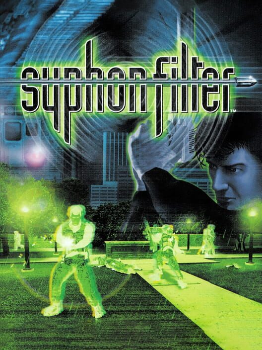 Syphon Filter Display Picture