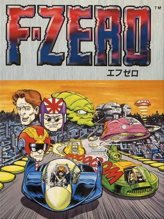 F-Zero image