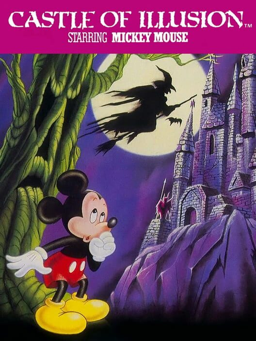 Castle of Illusion Starring Mickey Mouse Display Picture