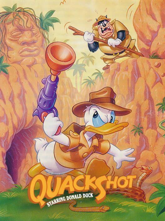QuackShot: Starring Donald Duck image