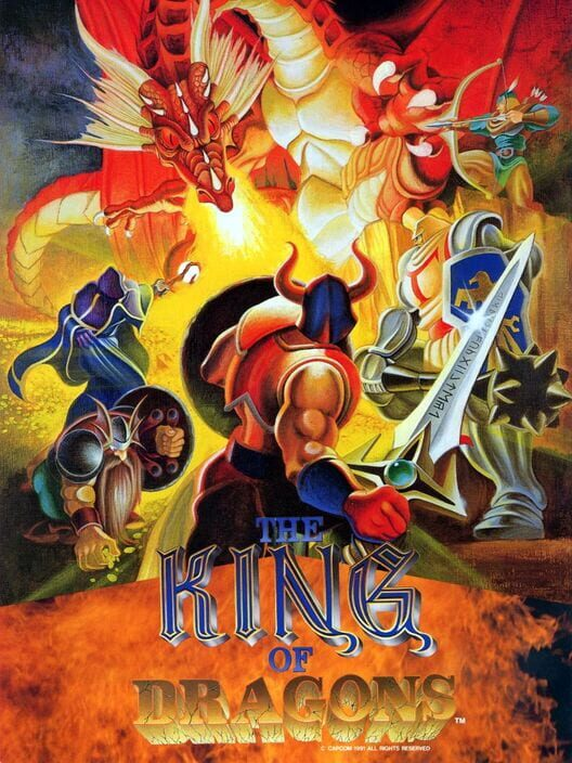 King of Dragons Display Picture
