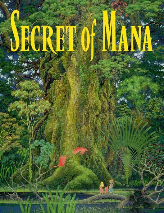 Secret of Mana image