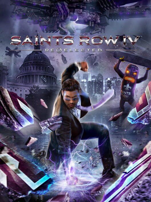 Saints Row IV: Re-elected image