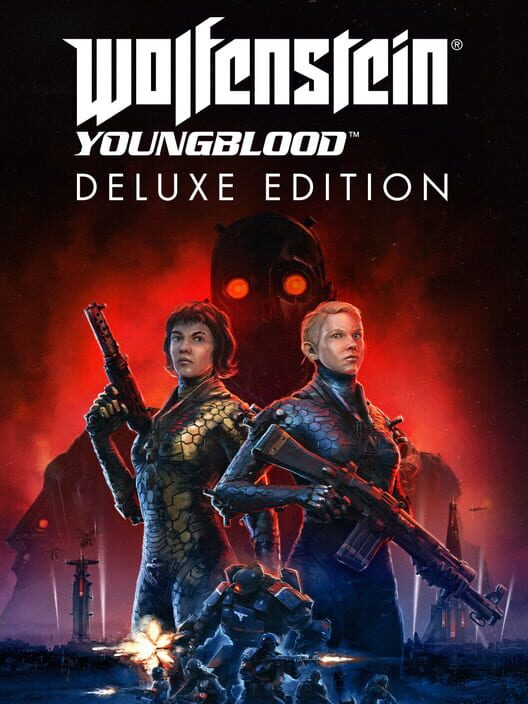 Wolfenstein: Youngblood - Deluxe Edition image