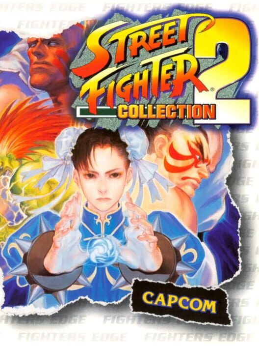 Capcom Generations 5: Street Fighter Collection 2 image