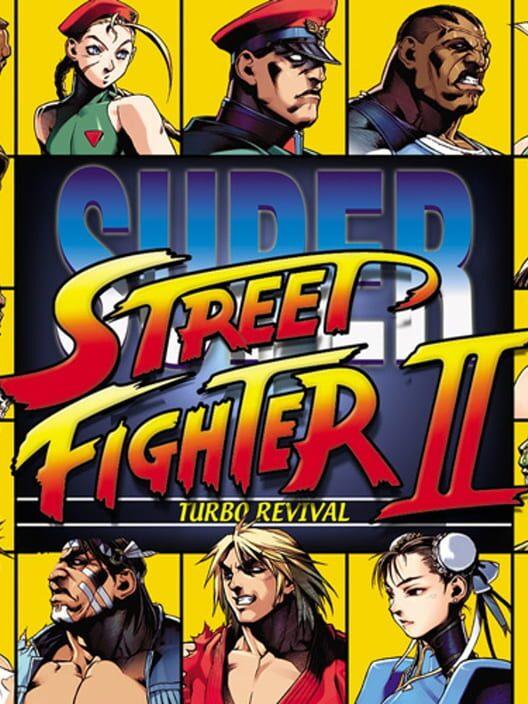 Super Street Fighter II Turbo: Revival image