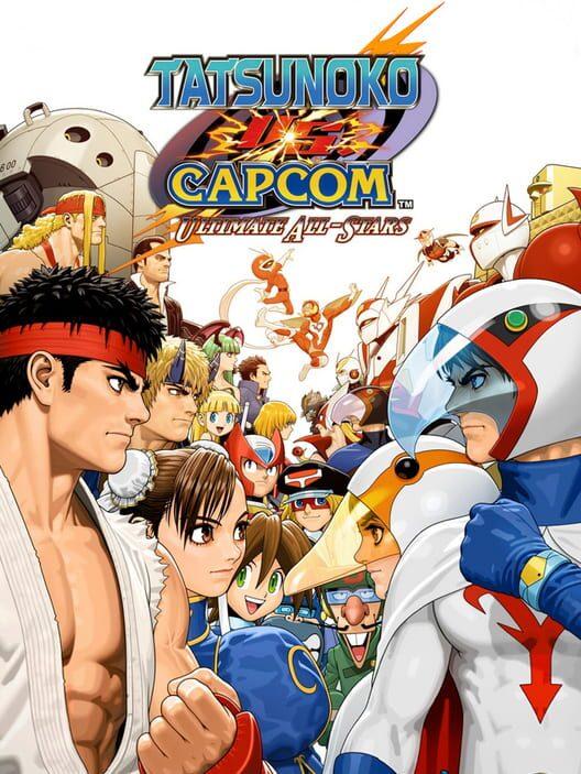 Tatsunoko VS. Capcom: Ultimate All Stars image