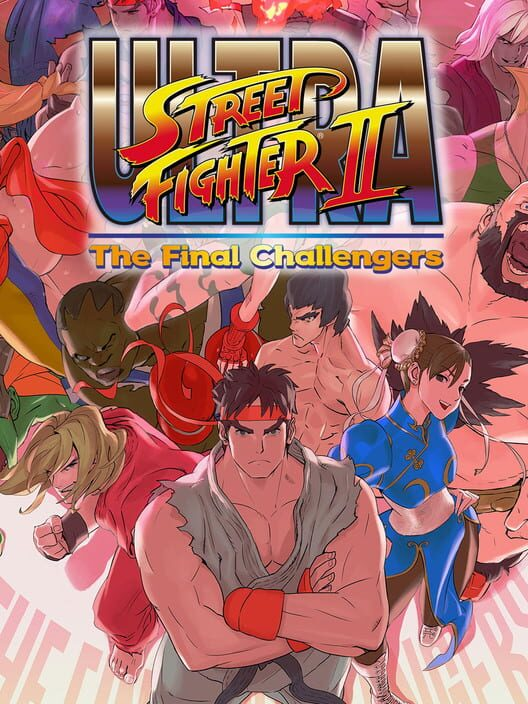Ultra Street Fighter II: The Final Challengers image