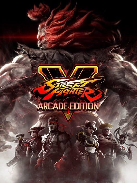 Street Fighter V: Arcade Edition image