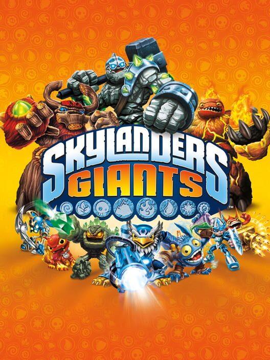 Skylanders: Giants image