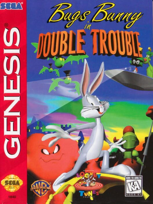 Bugs Bunny in Double Trouble Display Picture