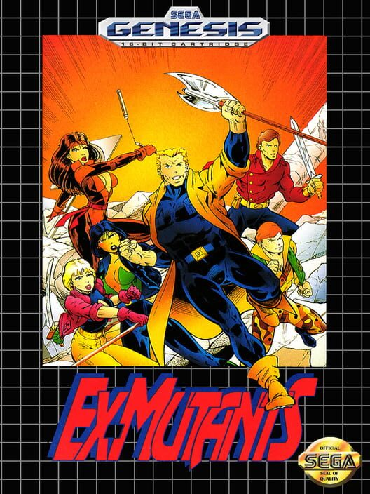 Ex-Mutants Display Picture
