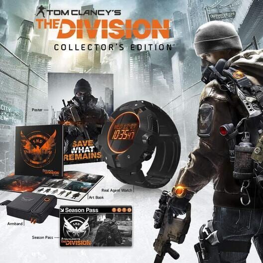 Tom Clancy's The Division - Collector's Edition image