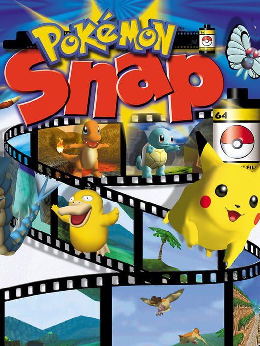 Pokémon Snap Display Picture