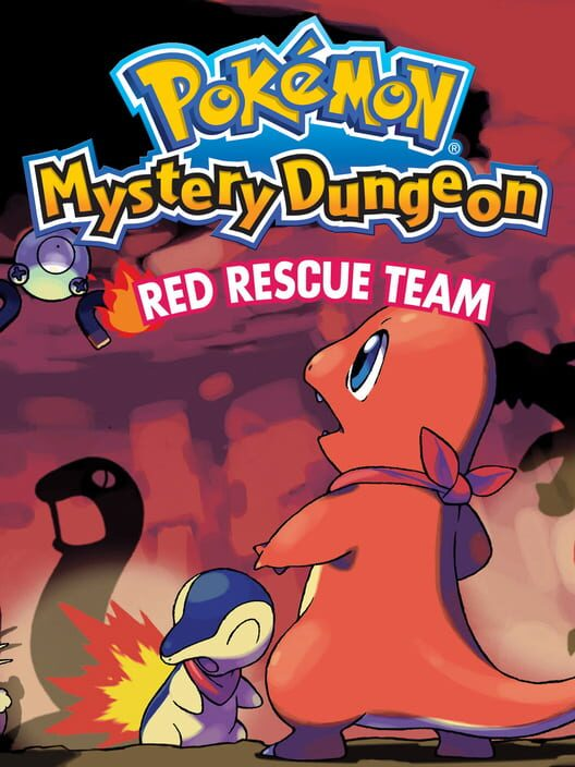 Pokémon Mystery Dungeon: Red Rescue Team Display Picture