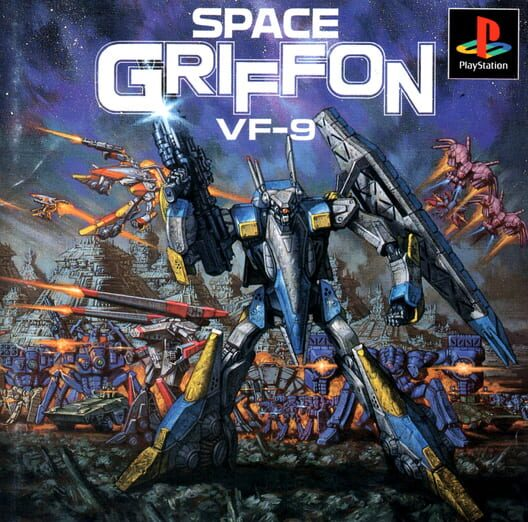 Space Griffon VF-9 Display Picture