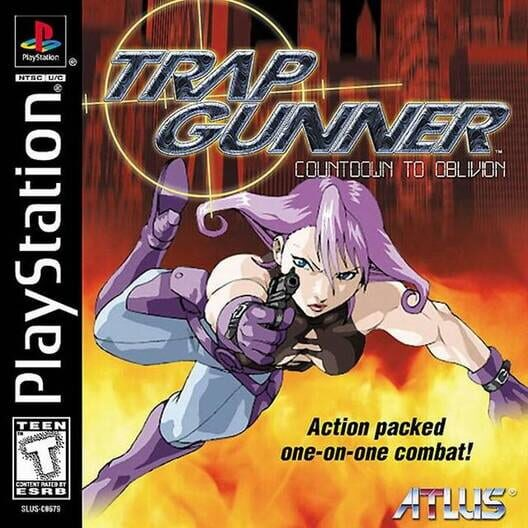 Trap Gunner: Countdown to Oblivion Display Picture