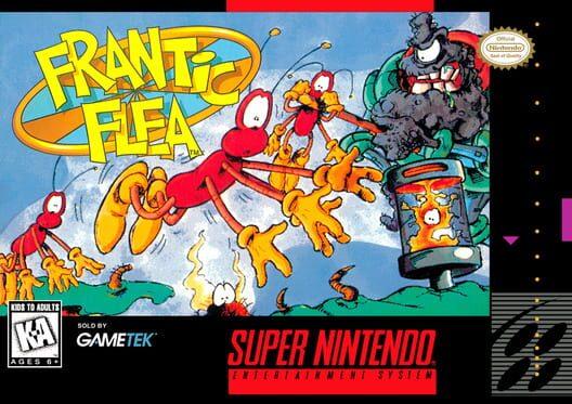 Frantic Flea Display Picture