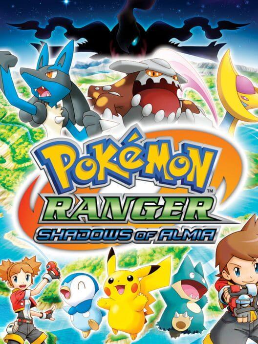 Pokémon Ranger: Shadows of Almia image