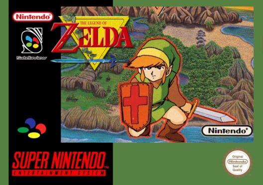 The Legend of Zelda: Third Quest image