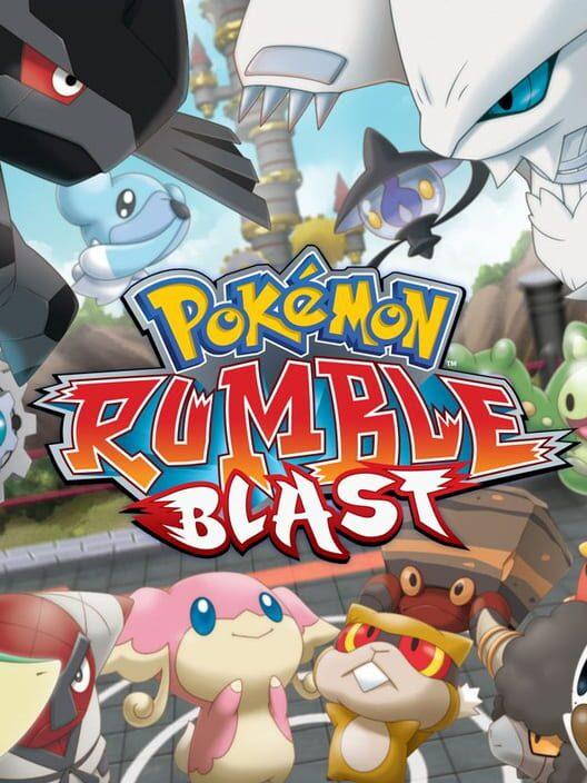 Pokémon Rumble Blast image
