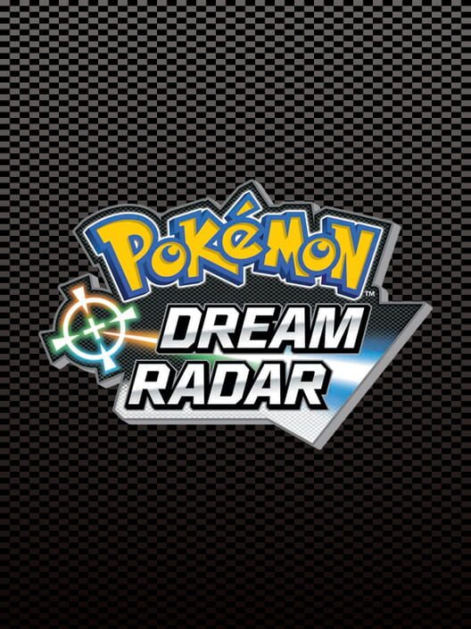 Pokémon Dream Radar image