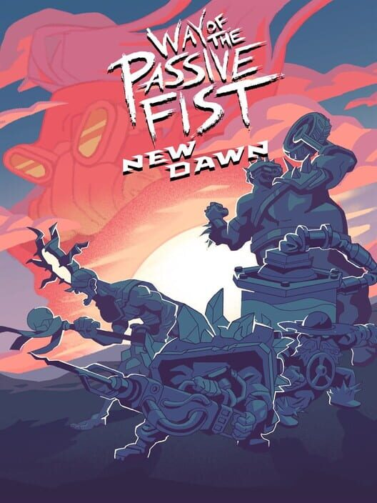 Way of the Passive Fist image
