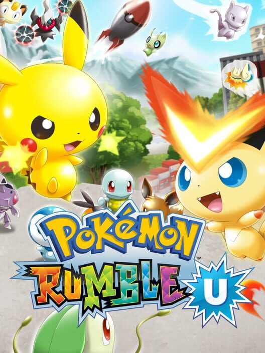 Pokémon Rumble U image