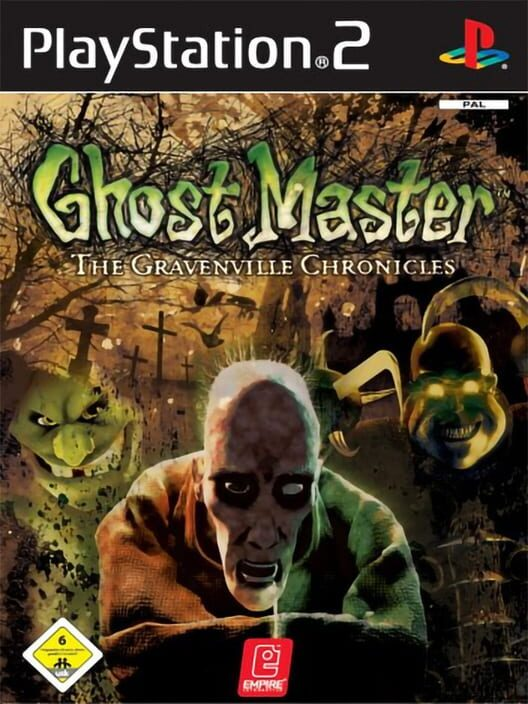 Ghost Master: The Gravenville Chronicles image