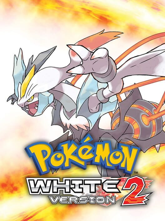 Pokémon White Version 2 image