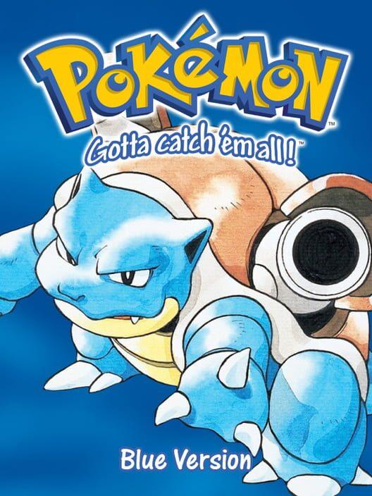 Pokémon Blue Version image