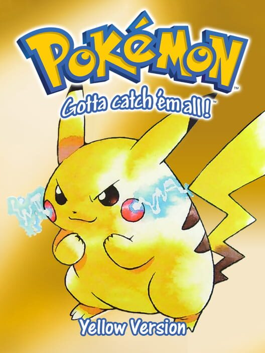 Pokémon Yellow Version: Special Pikachu Edition Display Picture
